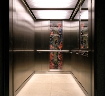 Lift in Vienna
